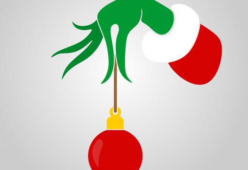 GDD-Weihnachtsaktion: GDD gegen den Datenschutz-Grinch