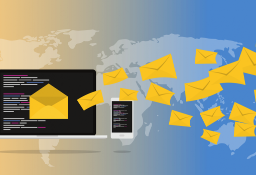 Hinweis auf Informationspflichten in E-Mail