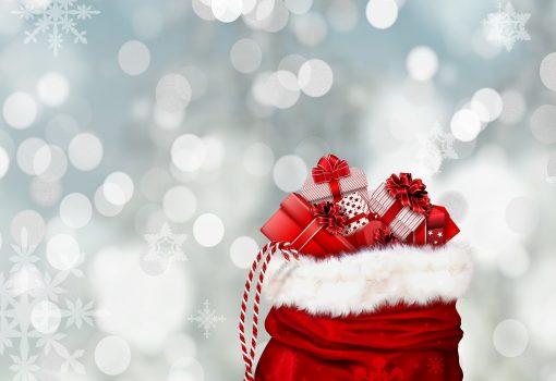 Weihnachtsgruß per E-mail