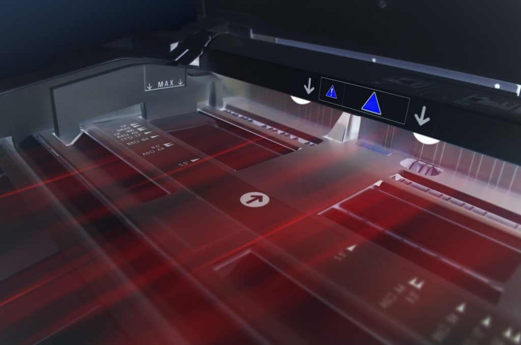 DS-GVO-konformes Drucken