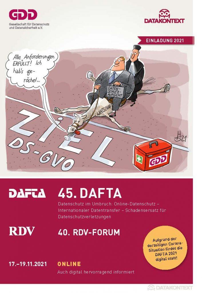 Programm DAFTA 2021